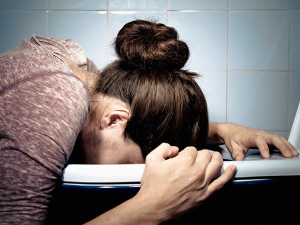 Vomiting: l'irrinunciabile amante segreto