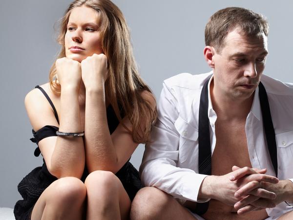 difficoltà di erezione
